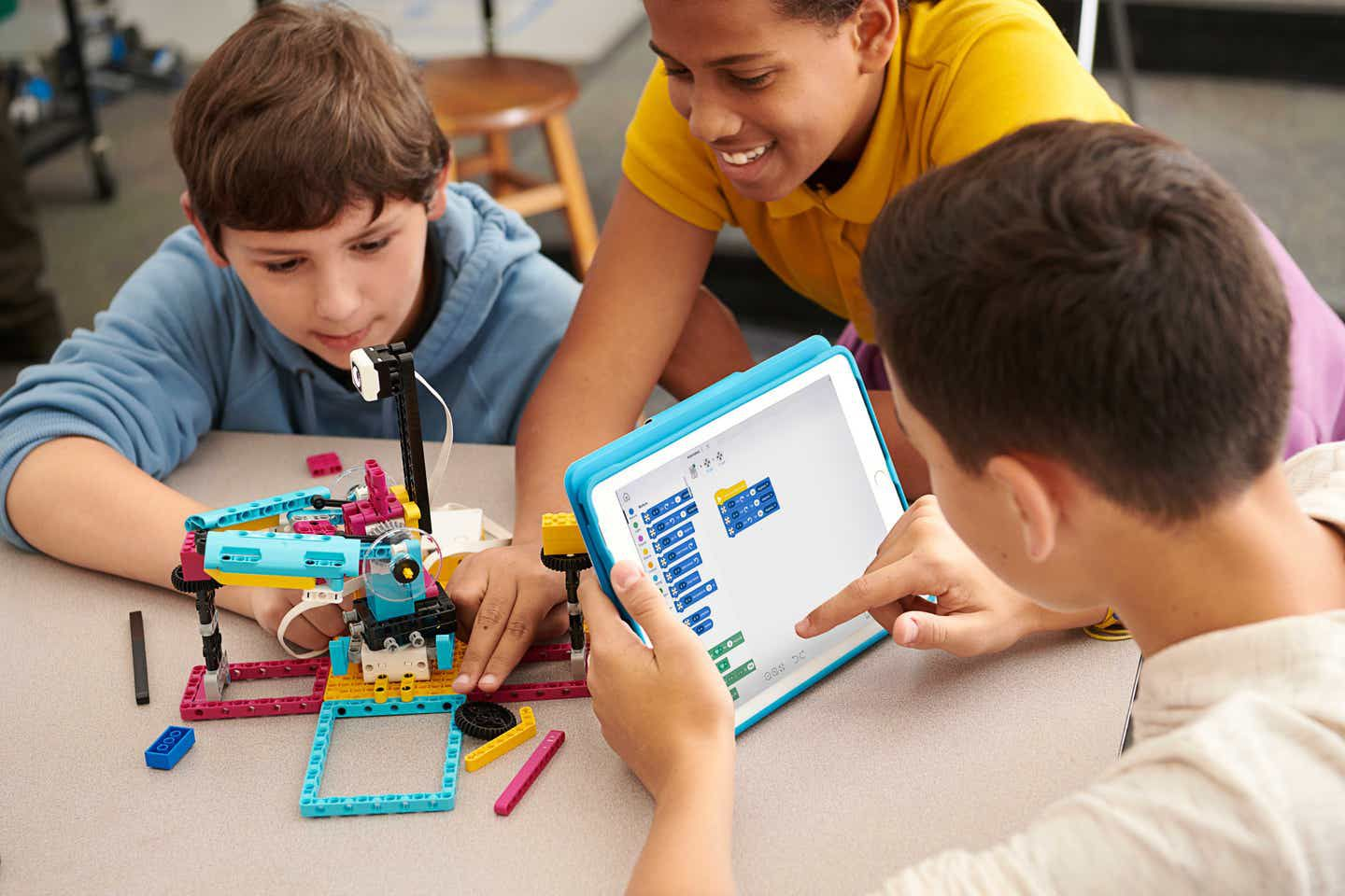LEGO Education Confidence | Enesekindlus