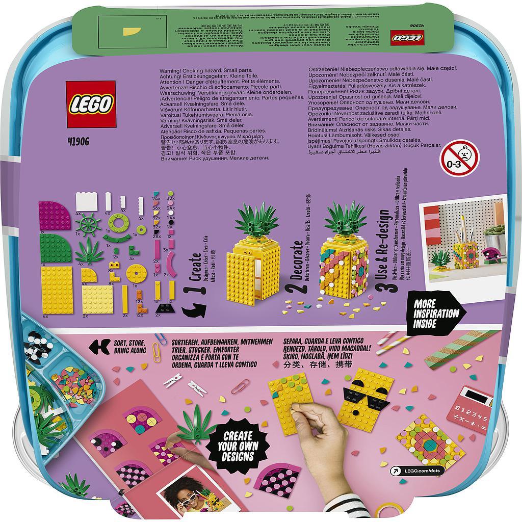 LEGO DOTs Ananassikujuline pliiatsihoidik