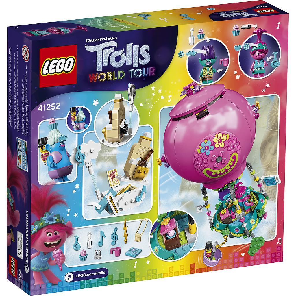 LEGO Trolls Poppy seiklus kuumaõhupallil