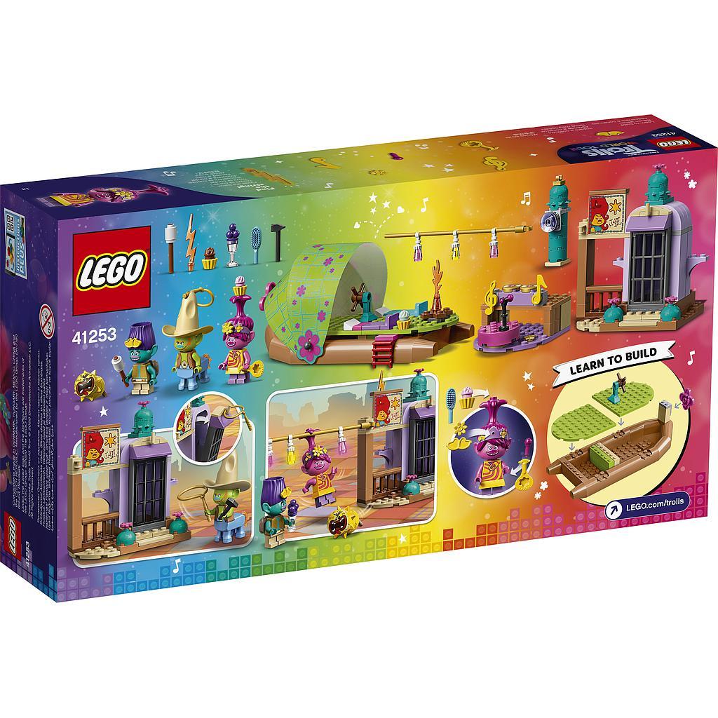 LEGO Trolls Üksildaste eluasemete parveseiklus