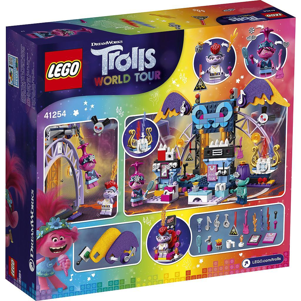LEGO Trolls Vulkaani rokk-kontsert