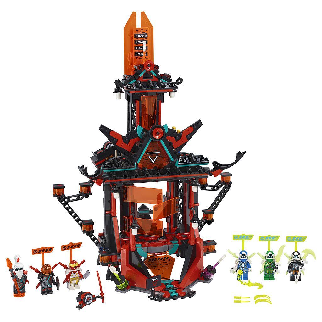 LEGO Ninjago Impeeriumi hullusetempel