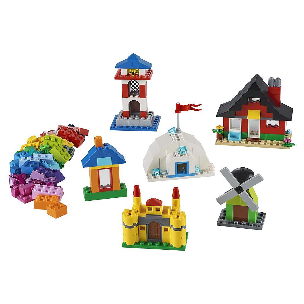 LEGO Classic Klotsid ja majad