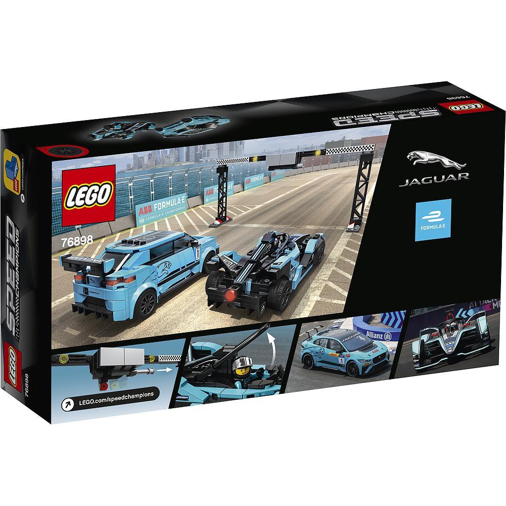 LEGO Speed Champions Formula E Panasonic Jaguar Racing