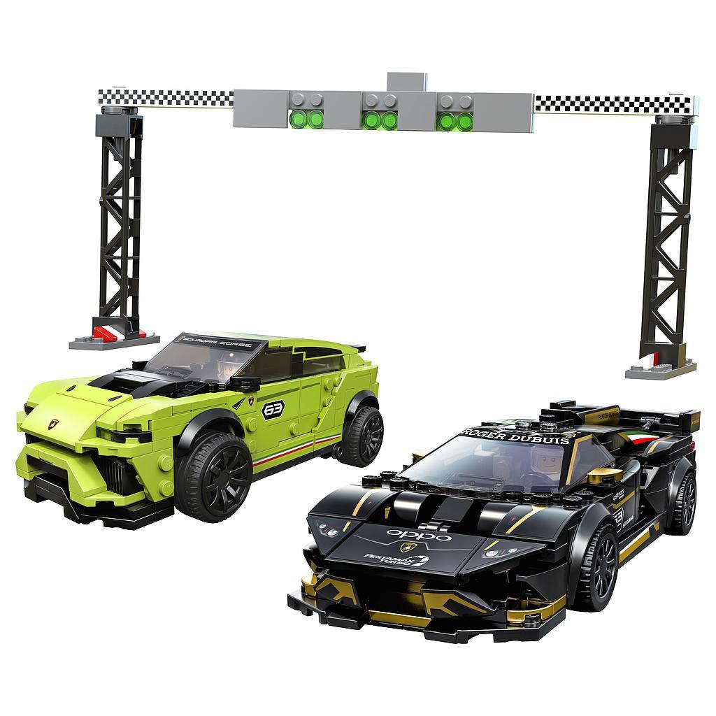 LEGO Speed Champions Lamborghini Urus ST-X