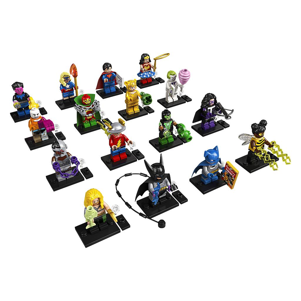 LEGO Minifiguurid Super Heroes