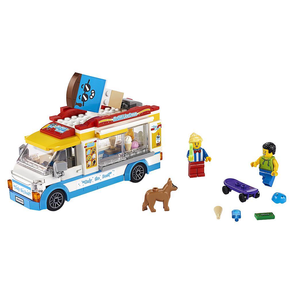 LEGO City Jäätiseauto