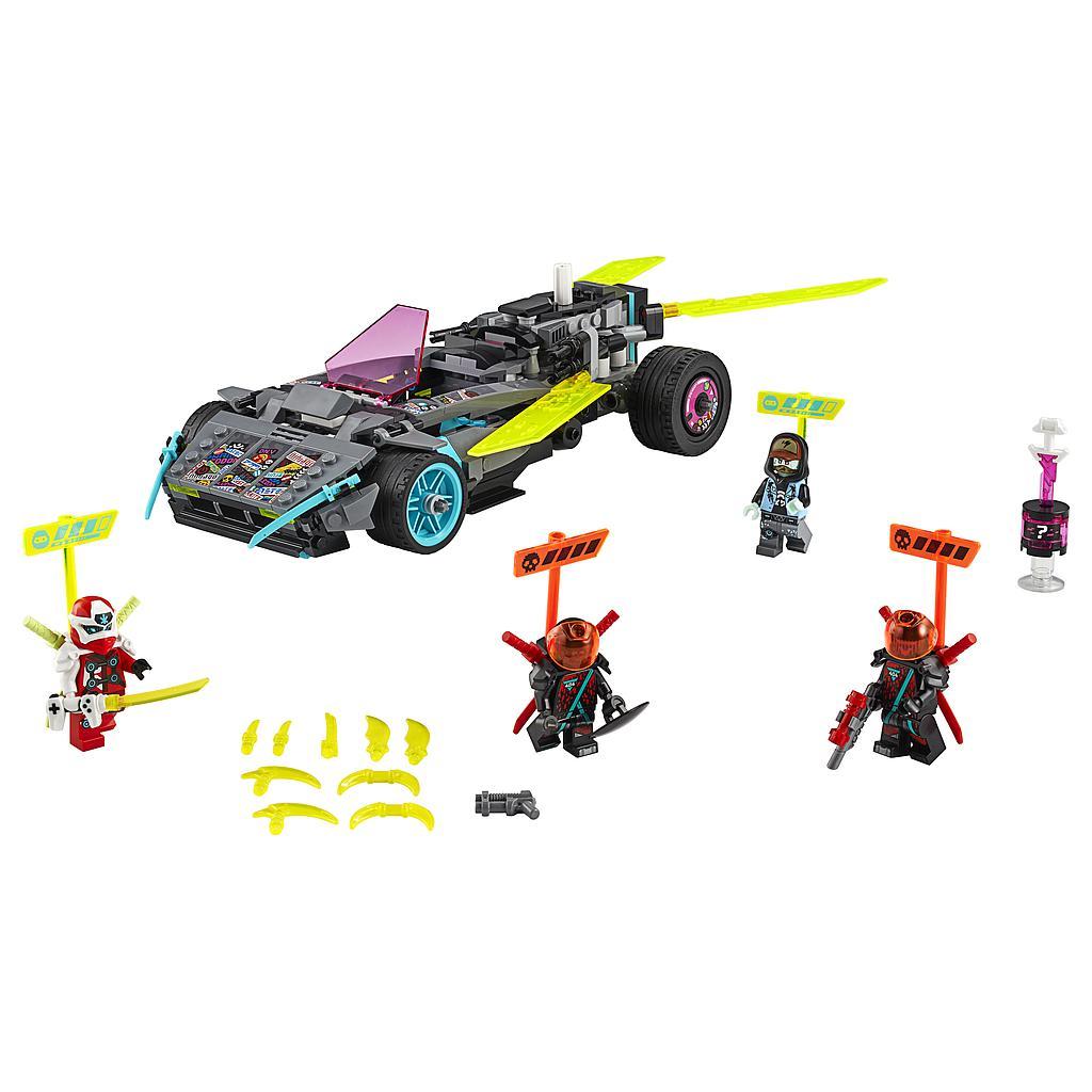 LEGO Ninjago Ninja häälestatav auto