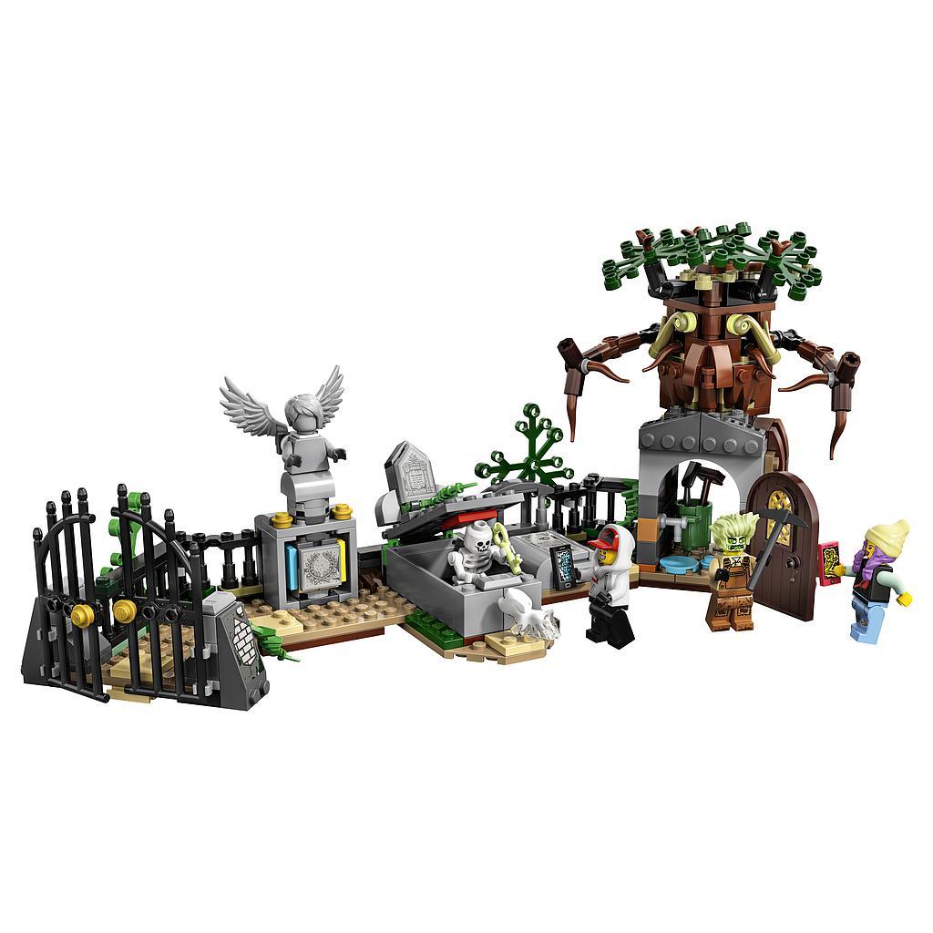 LEGO Hidden Side Surnuaiasaladus