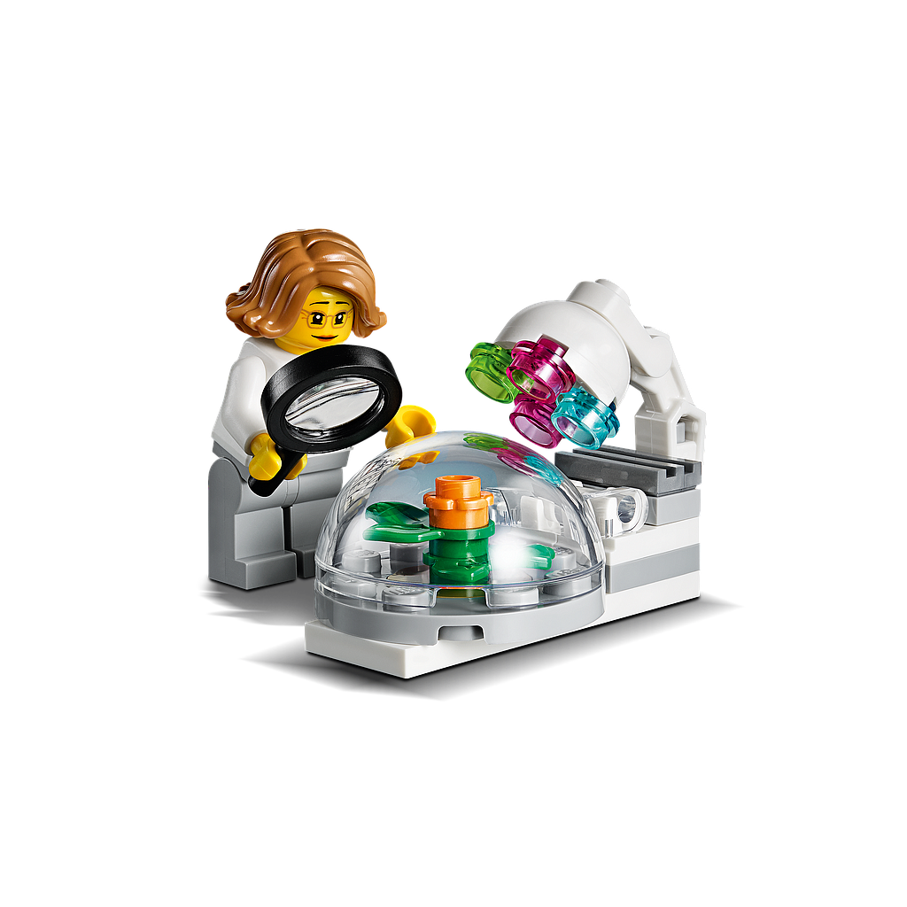 LEGO City Inimeste komplekt – kosmoseuuringud ja -arendus