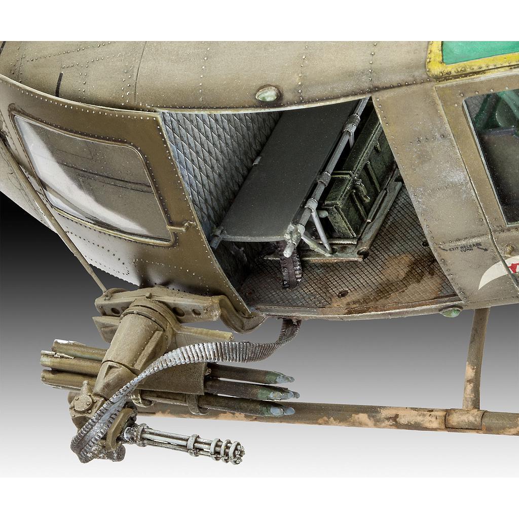 Revell Bell UH-1C 1:35