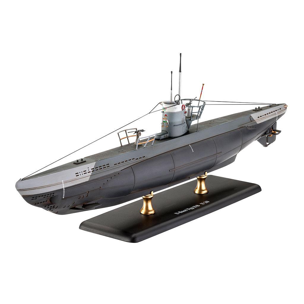 Revell German Submarine Type IIB (1943) 1:144