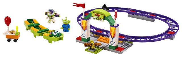 LEGO Juniors Karnevali närvekõditav sõit