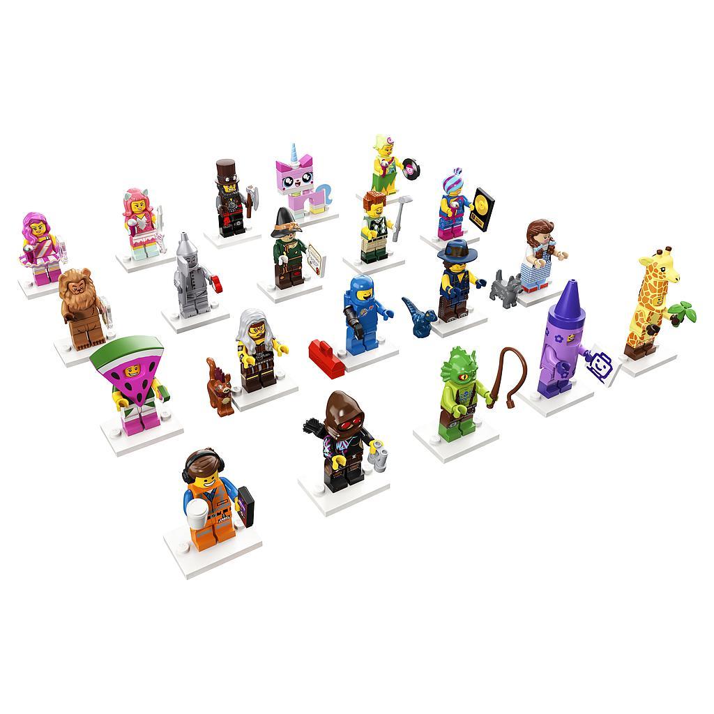 LEGO Minifiguurid Movie 2