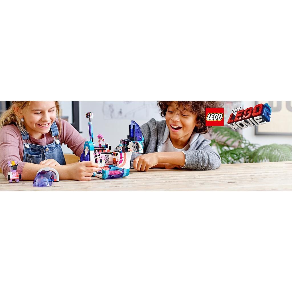 LEGO Movie Peobuss