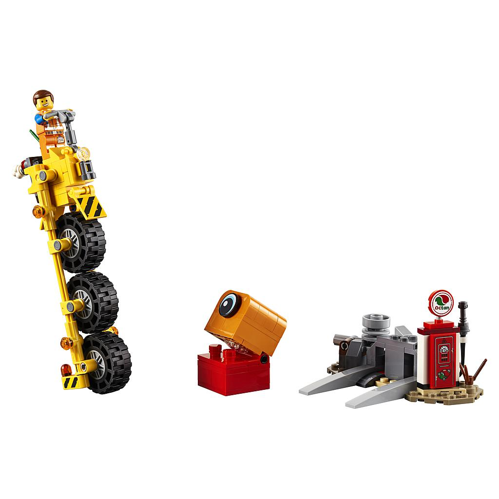 LEGO Movie Emmeti kolmratas