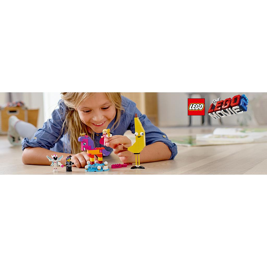 LEGO Movie Tutvustame kuningannat Watevra WaNabi