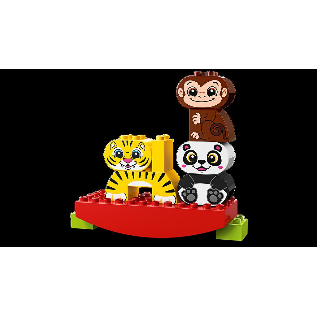 LEGO DUPLO Minu esimesed tasakaalustatavad loomad