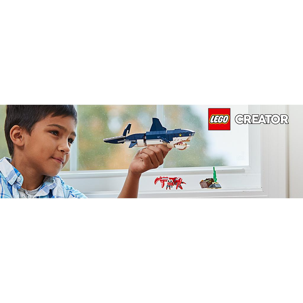LEGO Creator Süvamereolendid