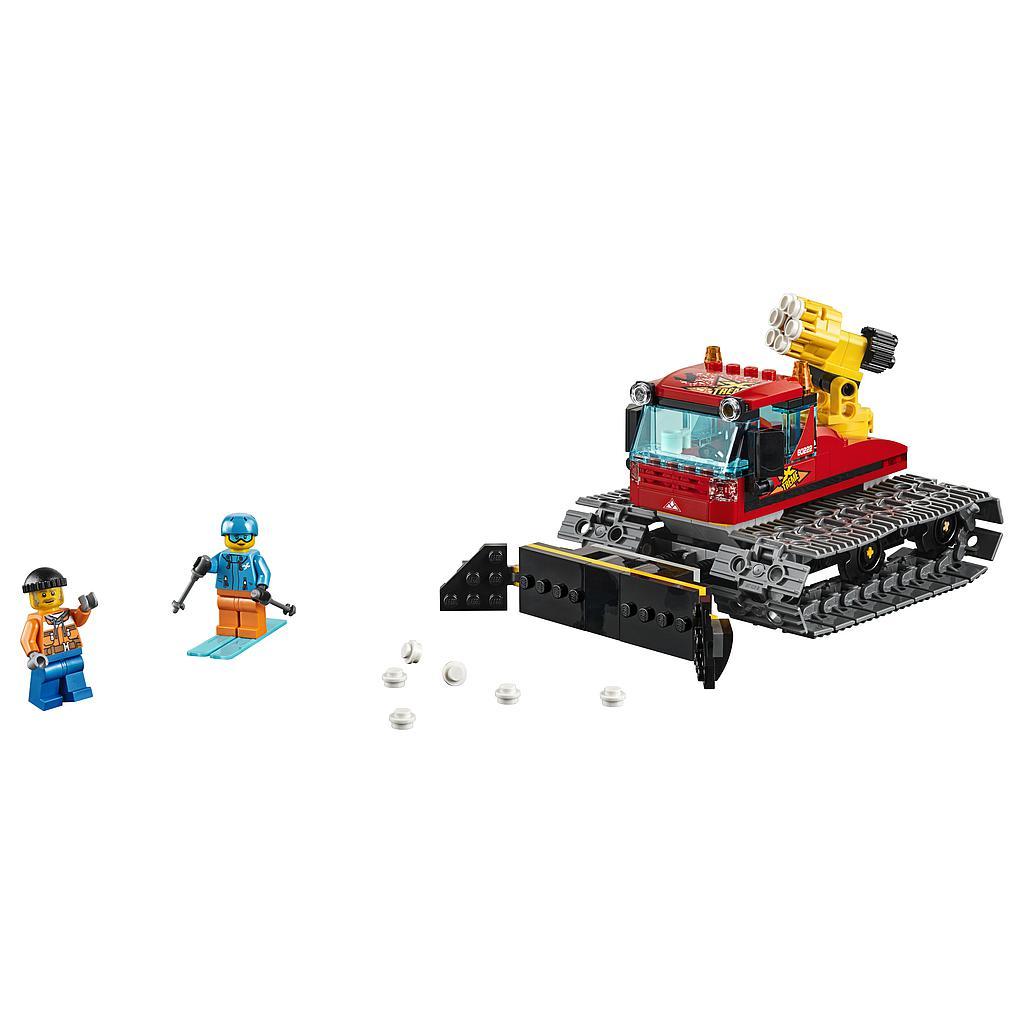 LEGO City Lumetraktor
