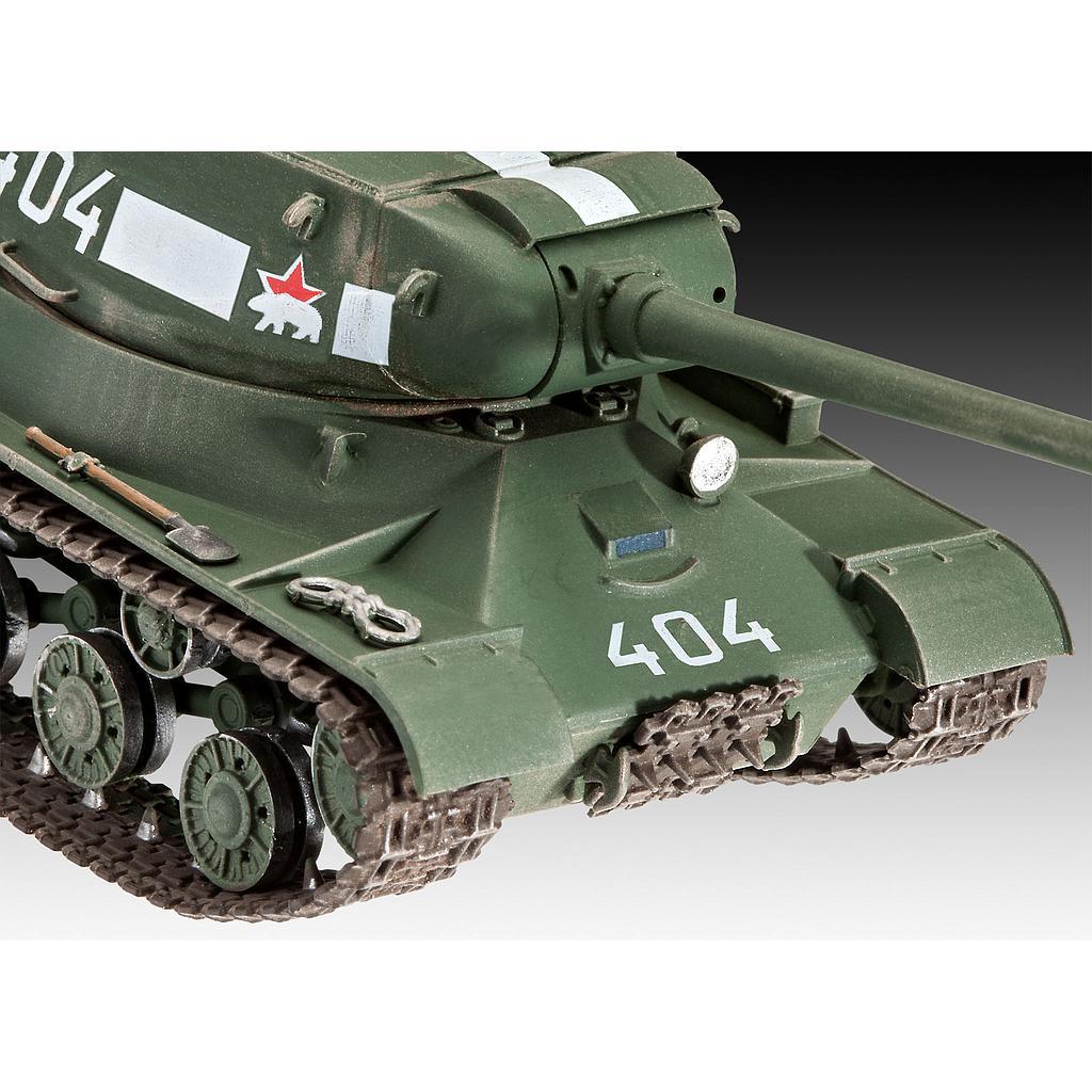 Revell Soviet Heavy Tank IS-2 1:72