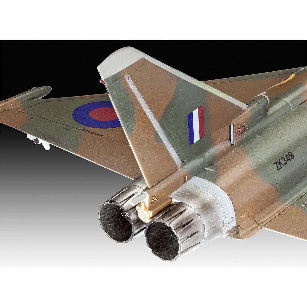 Revell 100 Years RAF: Eurofighter Typho 1:72