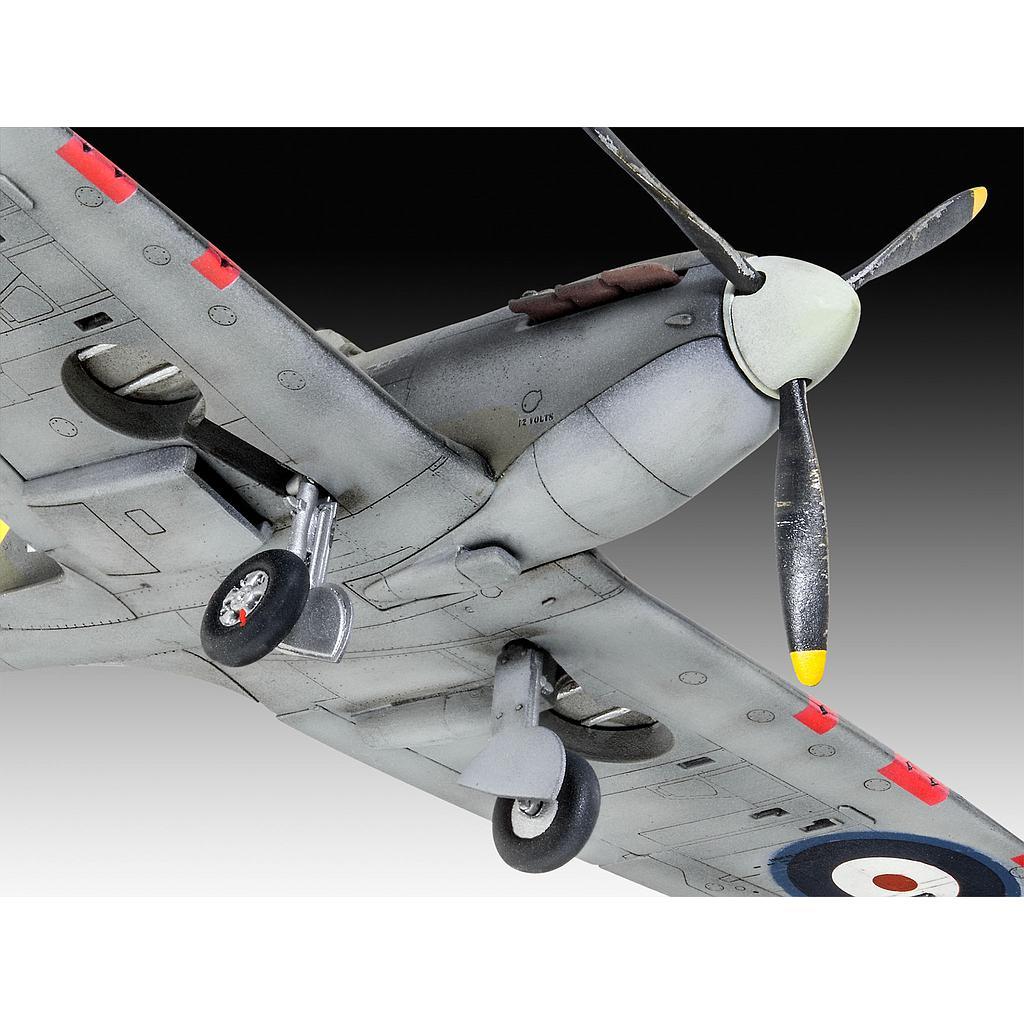 Revell Spitfire Mk.IIa 1:72