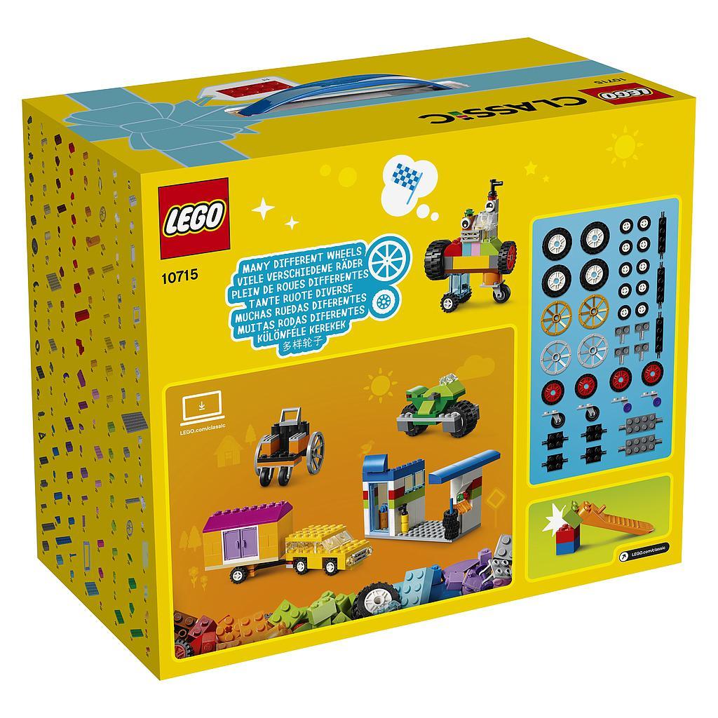 LEGO® Classic Klotsid hoos