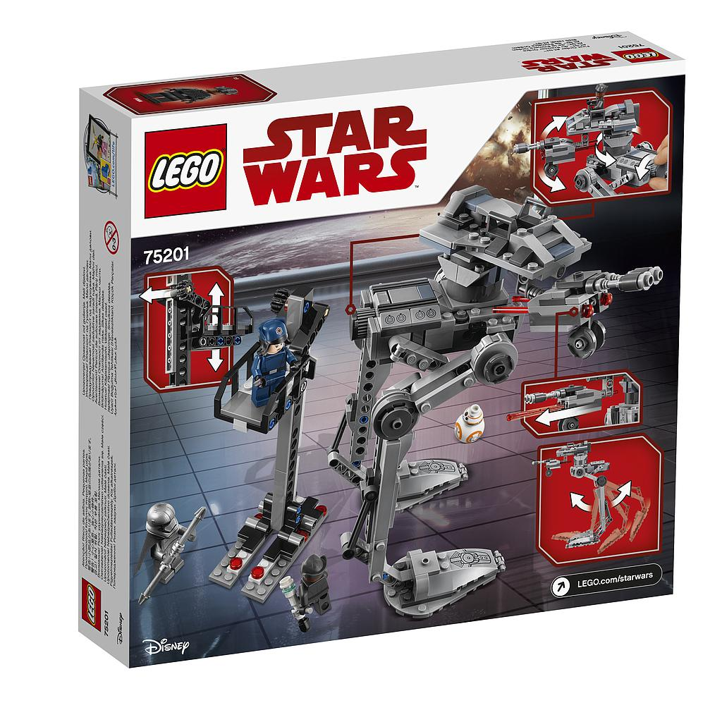 LEGO Star Wars Esimese ordu AT-ST™