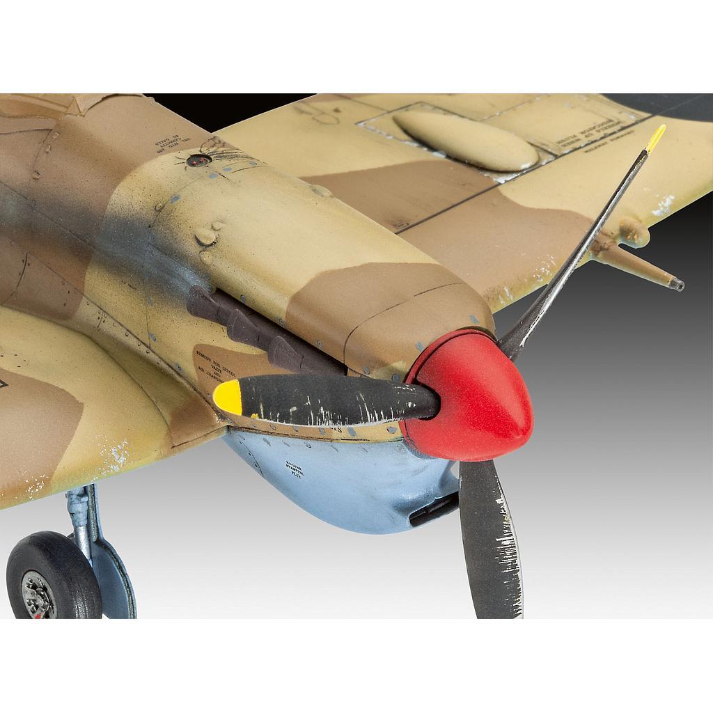 Revell Supermarine Spitfire Mk.Vc 1:48