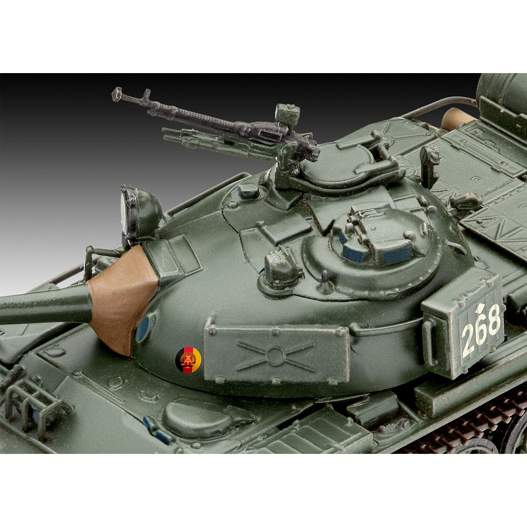 Revell T-55 A/AM 1:72