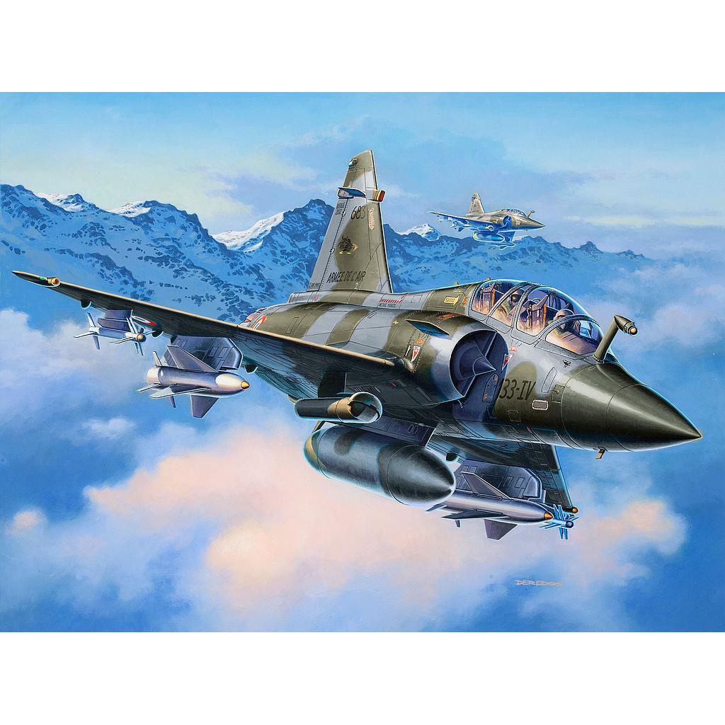 Revell Dassault MIRAGE 2000D 1:72