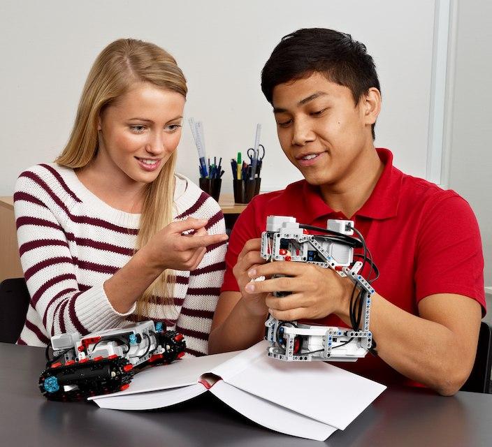 LEGO MINDSTORMS Education EV3 Lisakomplekt