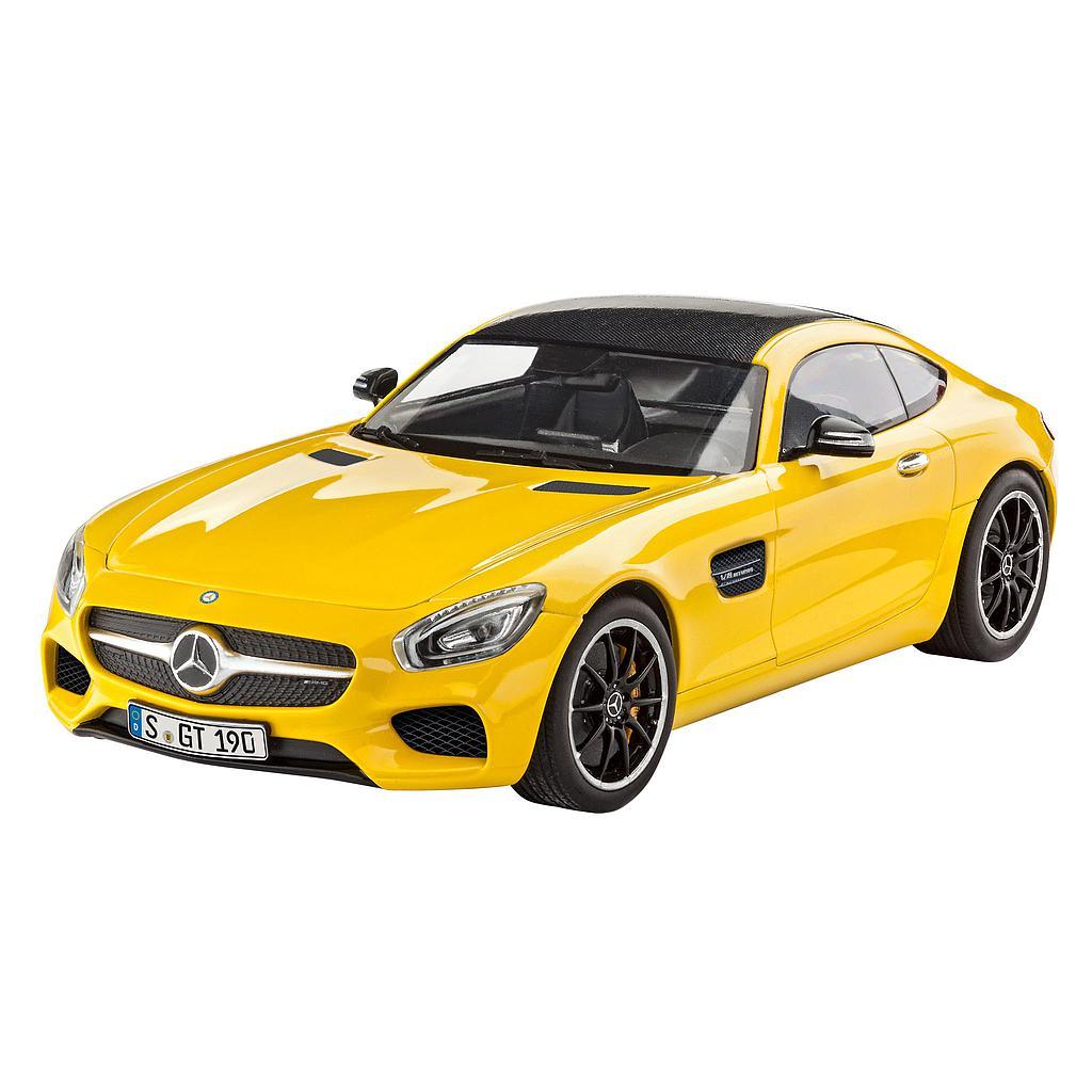 Revell mudelikomplekt Mercedes-AMG GT 1:24