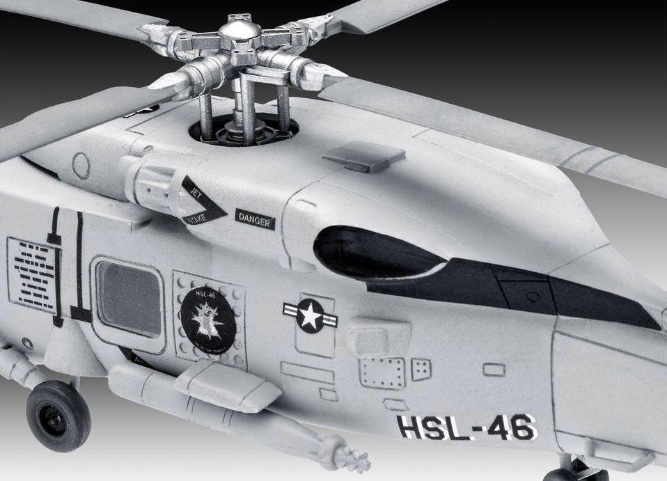 Revell mudelikomplekt SH-60 Navy Helicopter 1:100