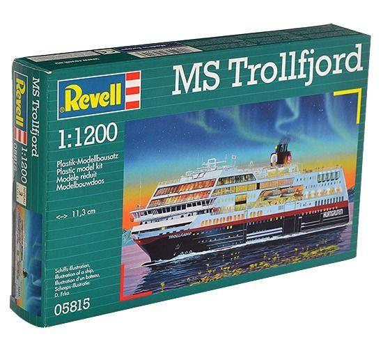 Revell MS Trollfjord 1:1200
