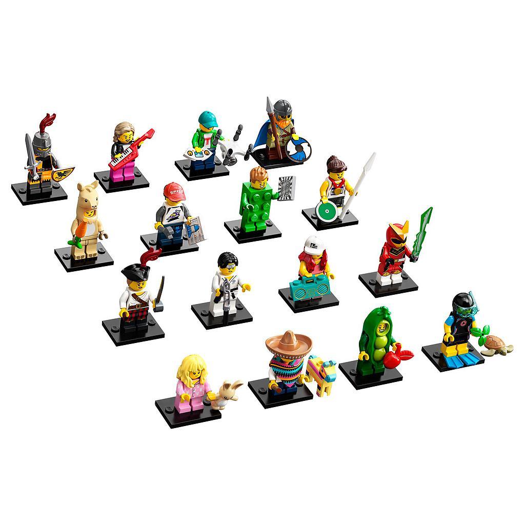 LEGO Minifiguurid 20. seeria