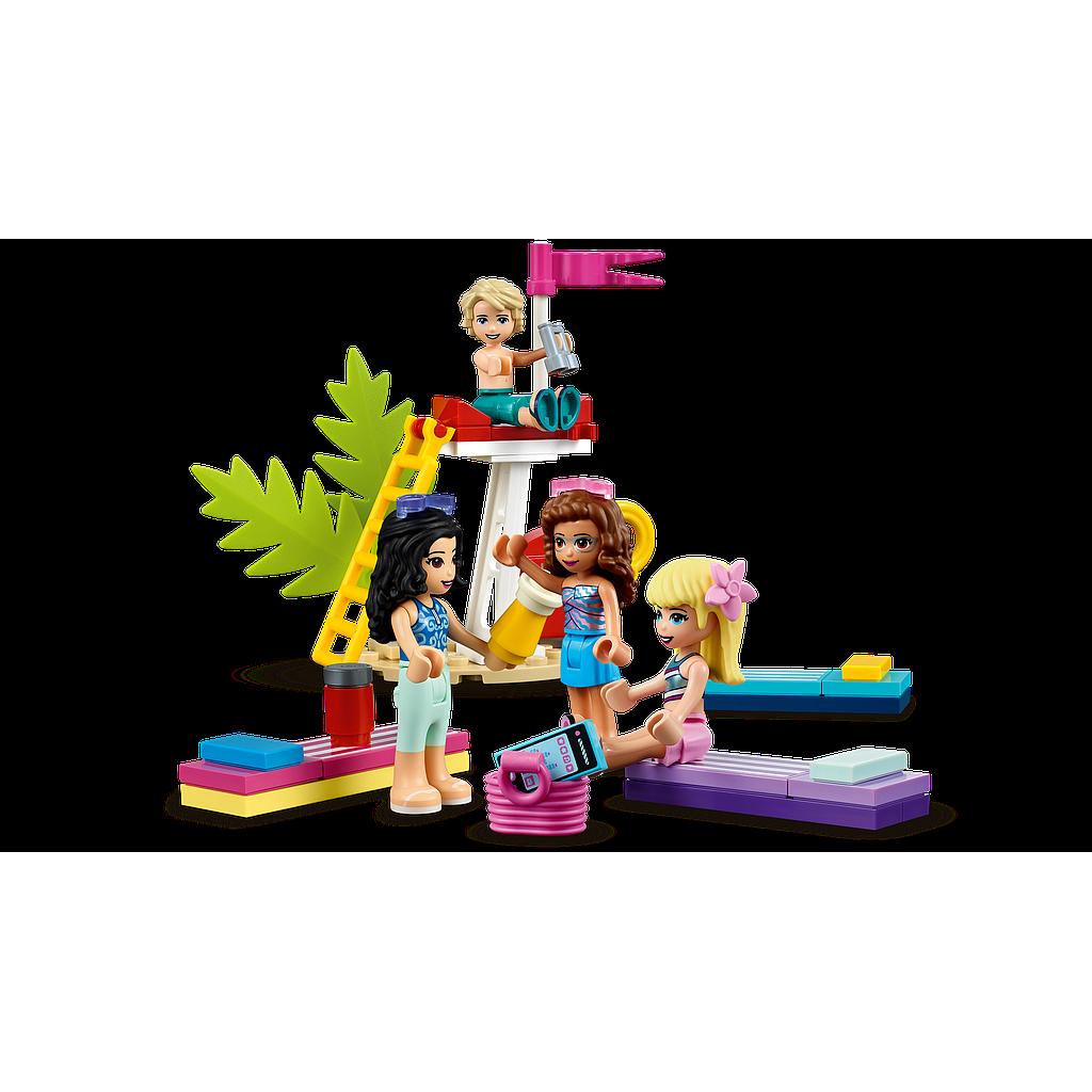LEGO Friends Suvine lõbus veepark