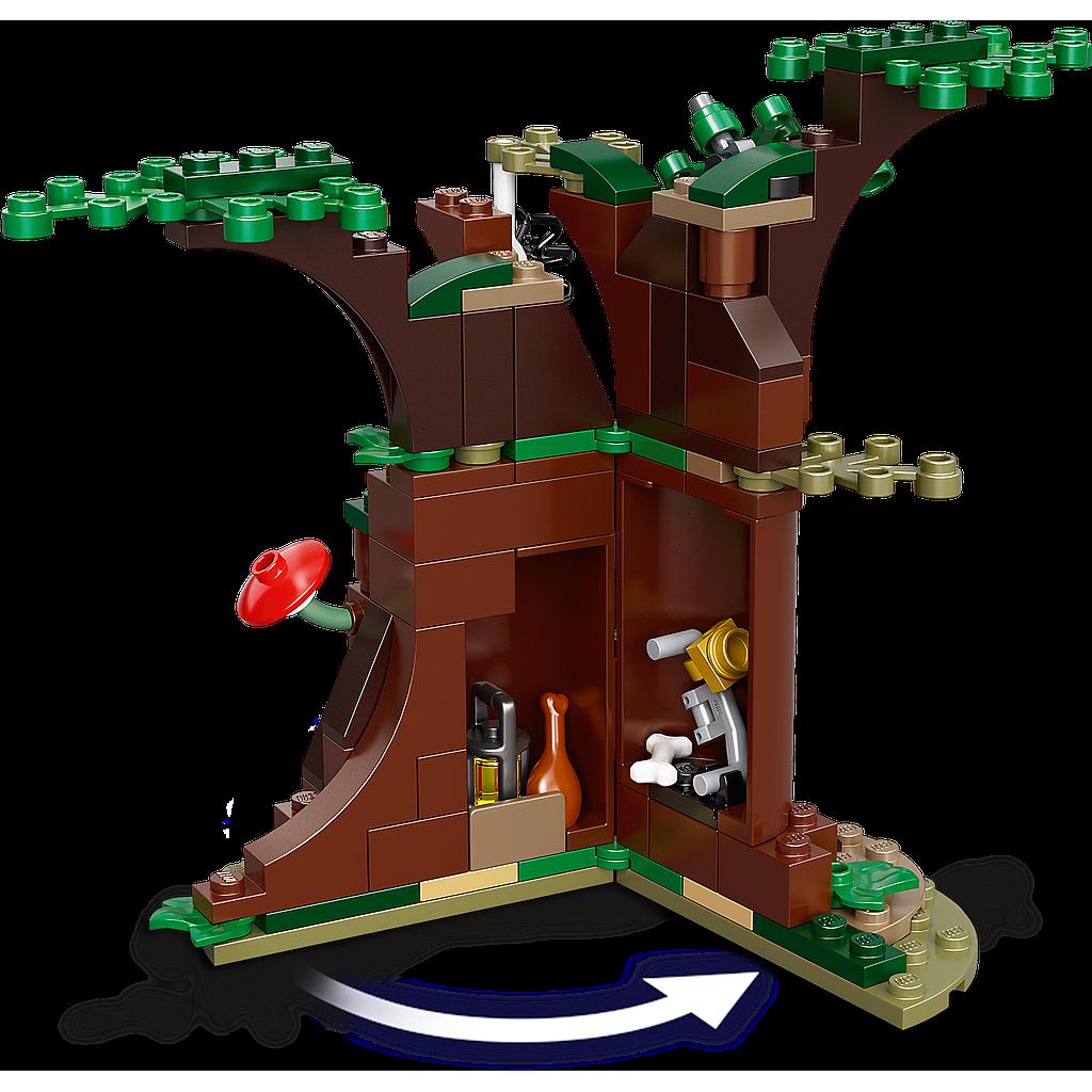 LEGO Harry Potter Keelatud mets:Umbridge´i paljastamine