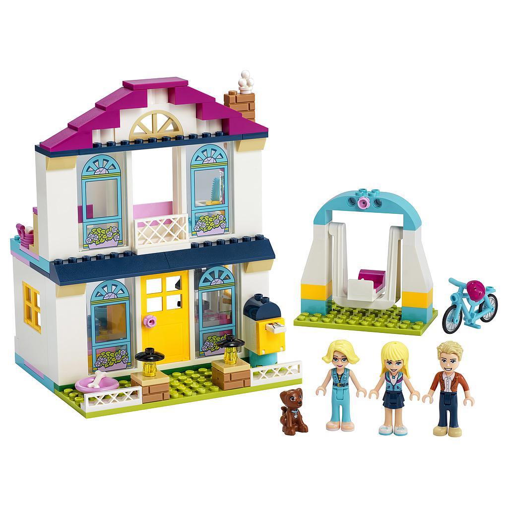 LEGO Friends Stephanie maja