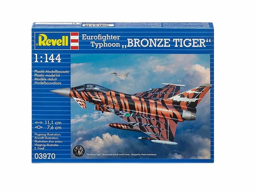 Revell Eurofighter Typhoon Bronze Tiger 1:144