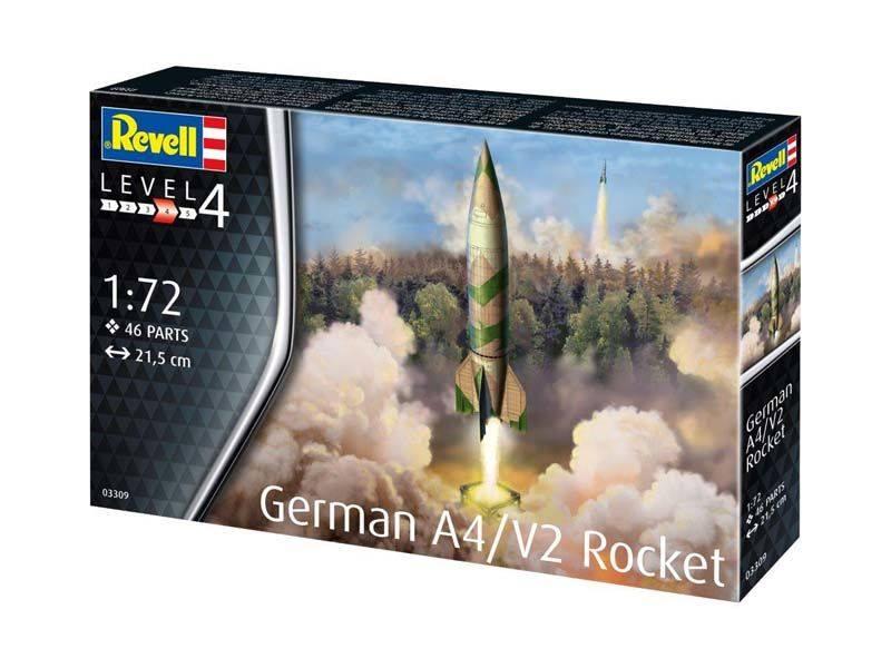 Revell German A4/V2 Rocket