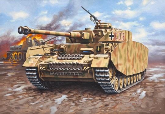 Revell PzKpfw. IV Ausf.H 1:72