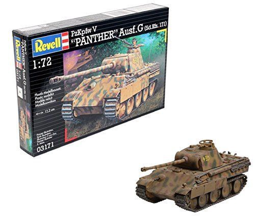 Revell PzKpfw. V Ausf. G `Panther`  1:72