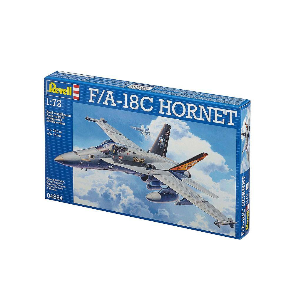 Revell F/A-18C HORNET 1:72