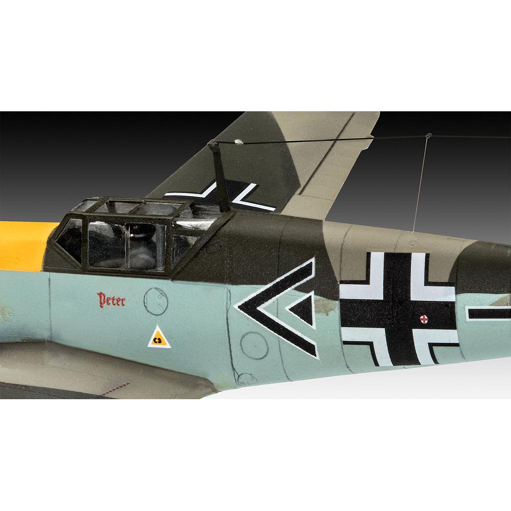 Revell Messerschmitt Bf109 F-2 1:72