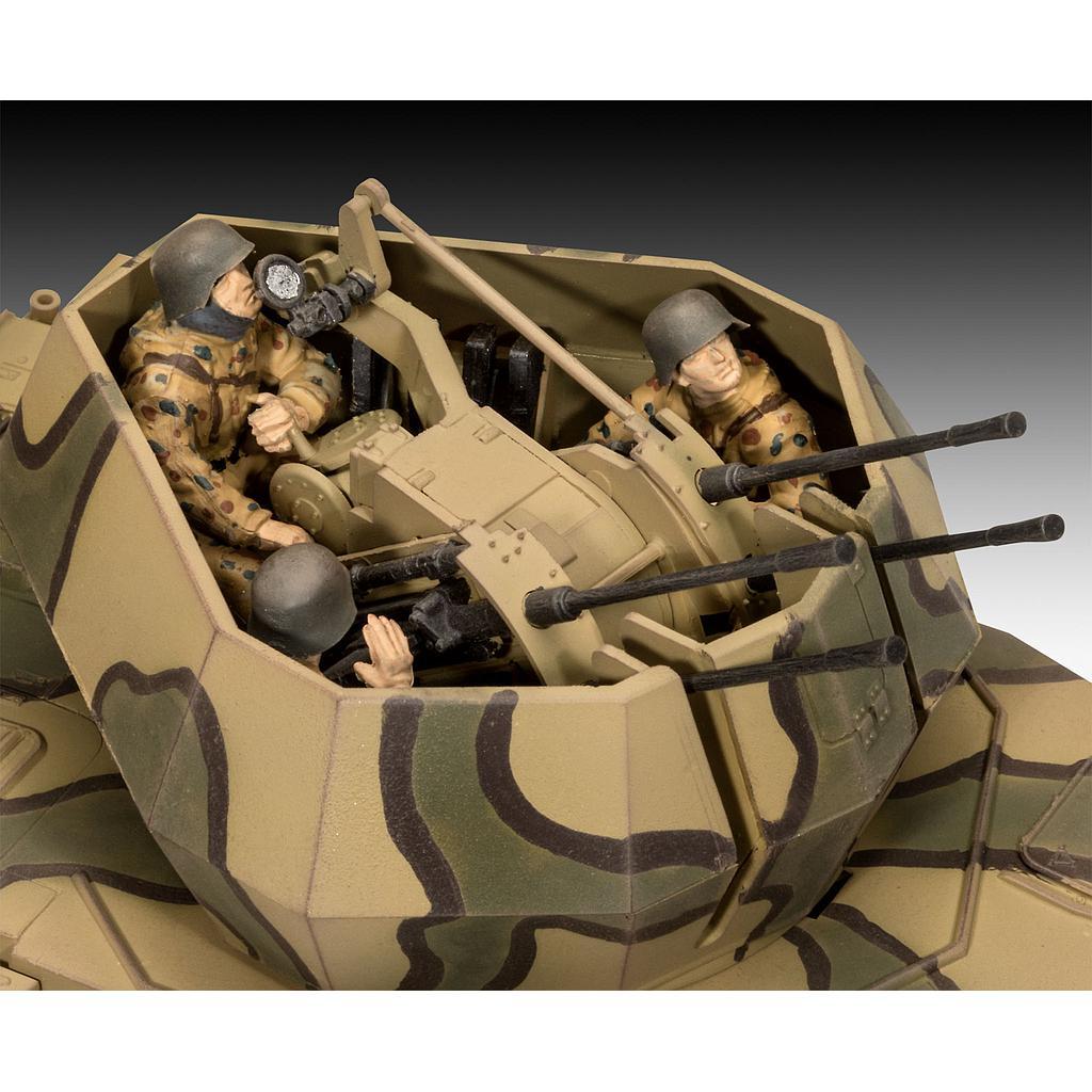 Revell Flakpanzer IV keeristorm  1:35