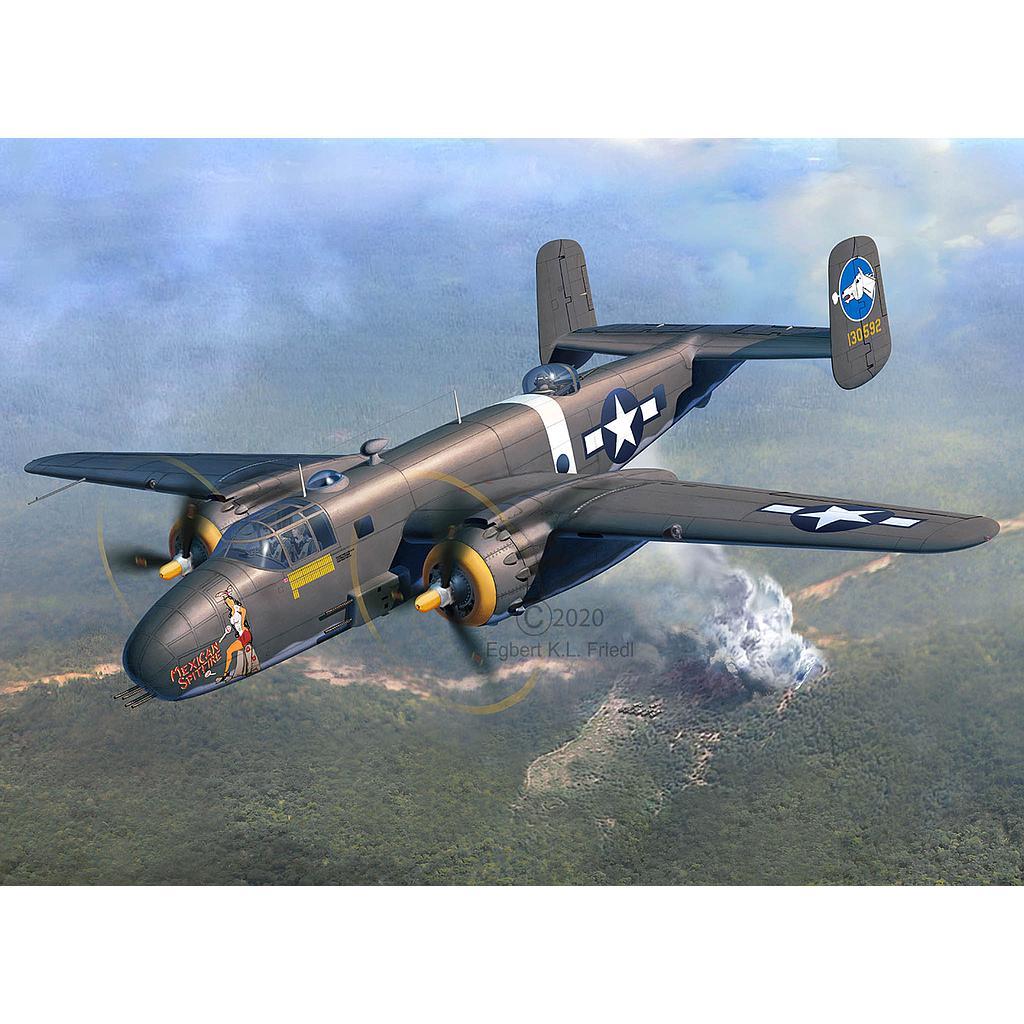 Revell B-25C/D Mitchell 1:48
