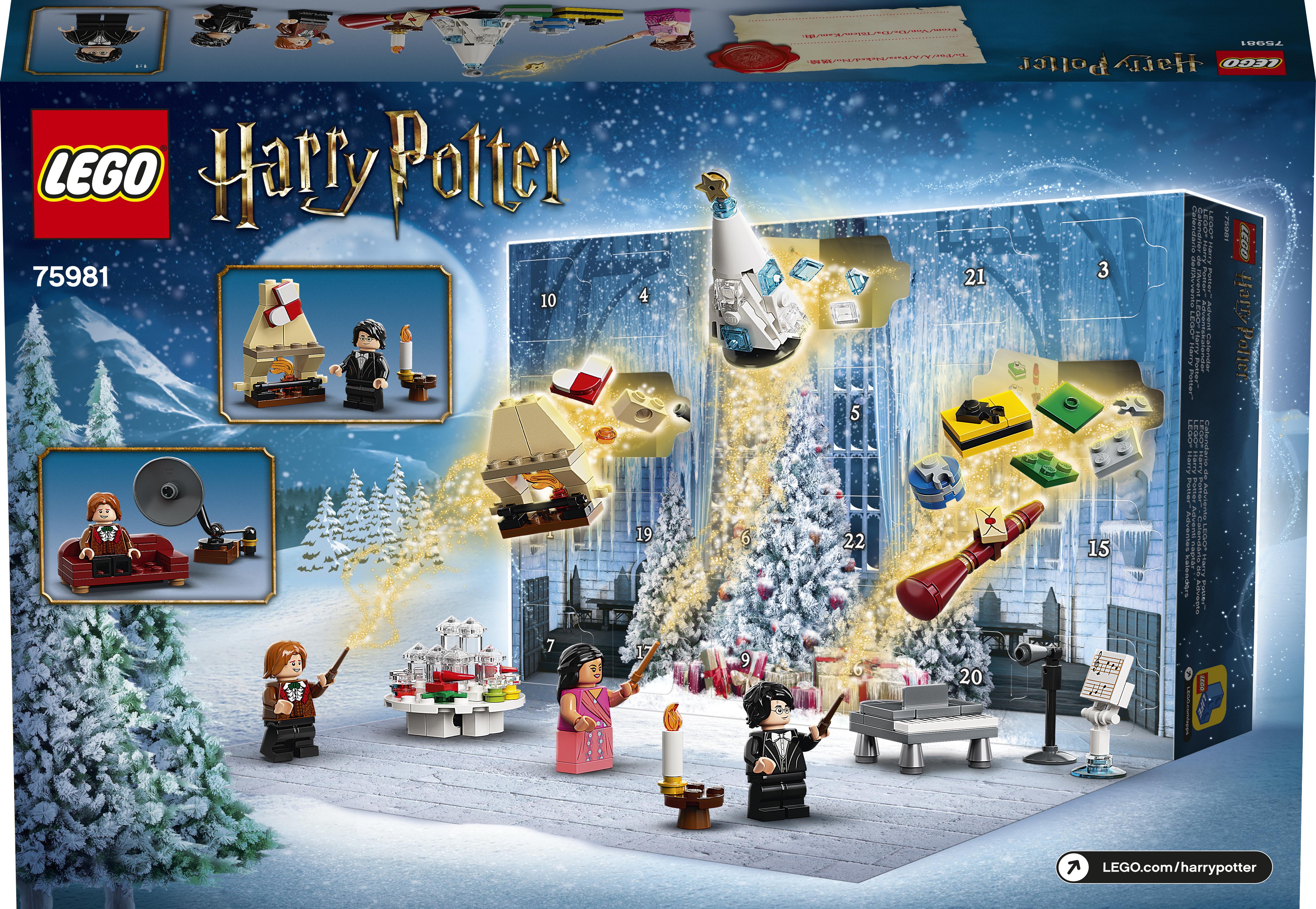 LEGO Harry Potter Advendikalender 75981, 2020a