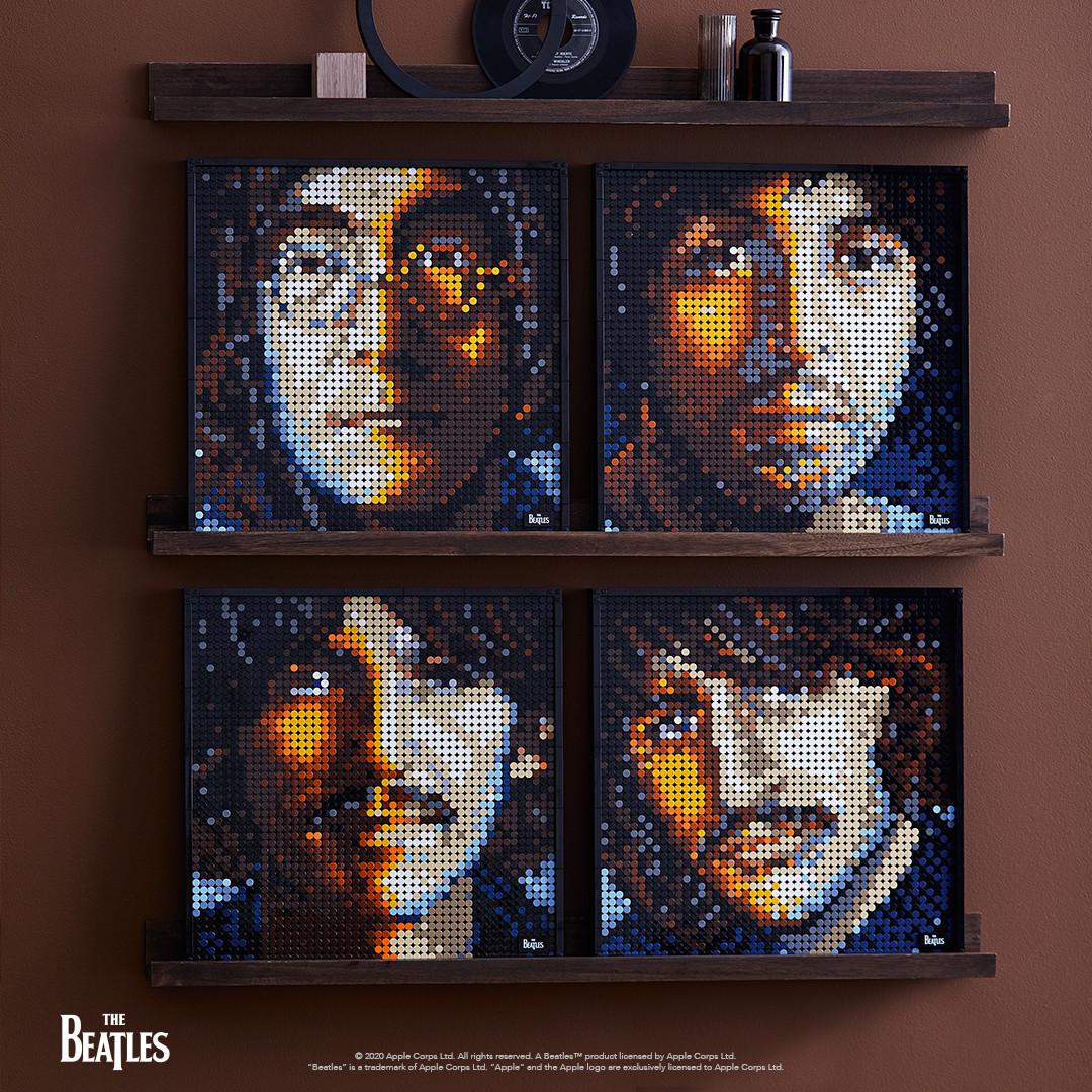 LEGO ART The Beatles 31198